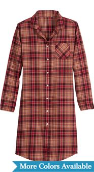 Woolrich First Light Nightshirt