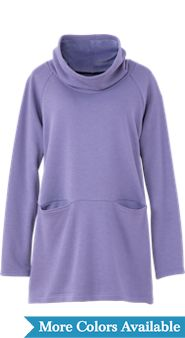 Womens Ridgeline Fleece Tunic