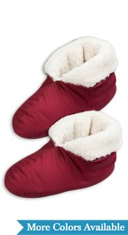 Plush Bootie Slippers For Men and Women