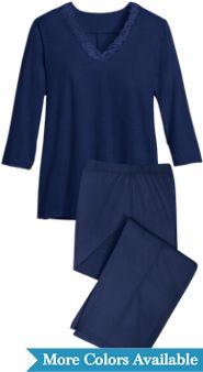Cool and Dry Pajamas