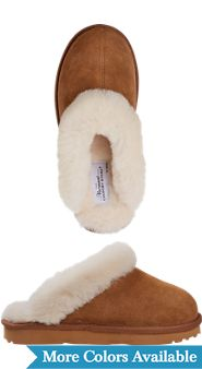 Womens Australian Sheepskin Scuffs