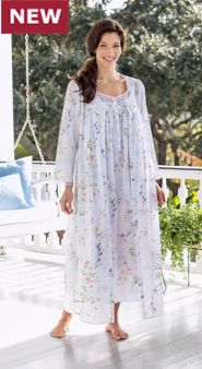Eileen West Garden Of Dreams Robe