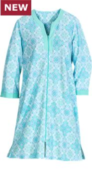 Miss Elaine Interlock Robe