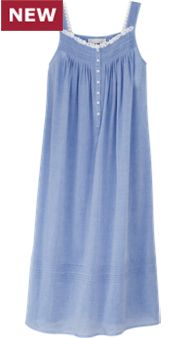 Eileen West Chambray Ballet Gown
