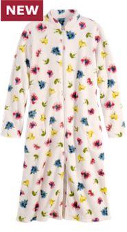 Women's The Comfy-Cozy Women's Fleece Robe