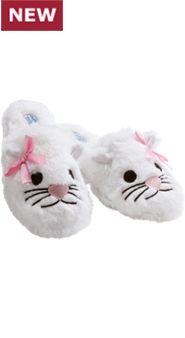 Women's Lanz Playful Kitten Slipper
