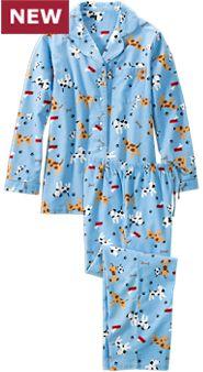 Women's  It's A Dog's Life Pajamas