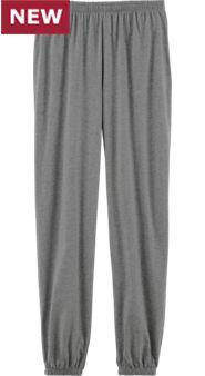Men's Cotton Knit Sleep Pants