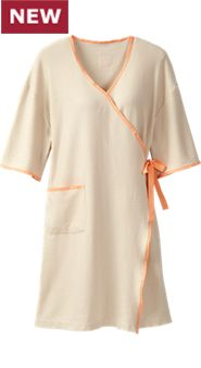 Womens Patient Wellness Gown