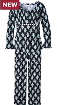 Womens Eileen West Lilly Of the Valley Pajamas