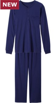 Mens No Sweat Pajamas