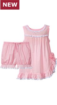Womens Baby Doll Pajamas