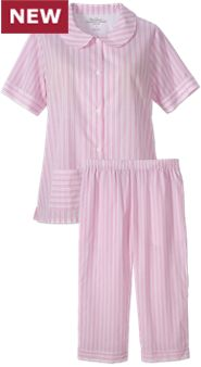Womens Ultra Cotton Pajamas