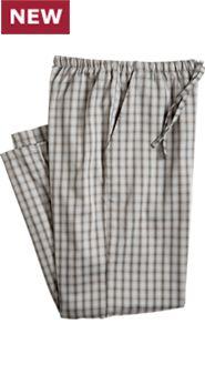 No Sweat Flannel Sleep Pants