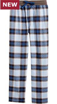 Brushed Cotton Sleep Pants