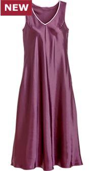 Satin Joy Nightgown