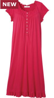 Womens Eileen West Peony Modal Gown