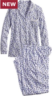 Eileen West Four Seasons Knit Pajamas