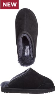 Mens Australian Sheepskin Scuffs