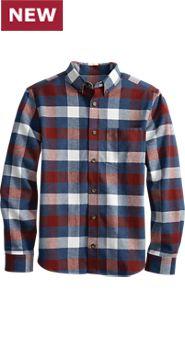 Mens Portuguese Flannel Shirt