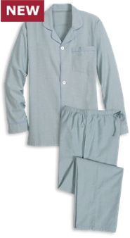 Oxford Cloth Pajamas
