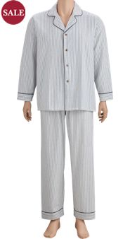 Irish Cotton Flannel Pajamas