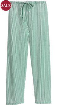 Men's Seersucker Lounge Pants