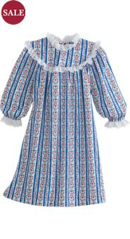 Toddlers' Lanz Tyrolean Nightgown