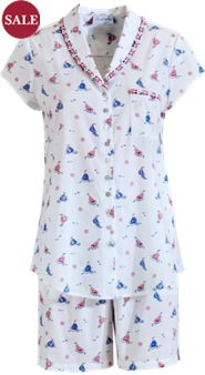 Lanz Set Sail Pajamas