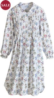 Lanz Teddy Bear Nightshirt