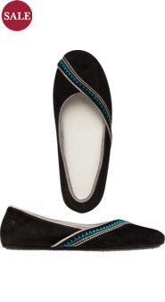 Acorn Reva Ballet Slippers