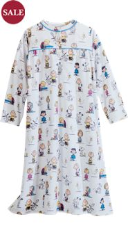 Classic Peanuts Toddlers' Nightgown