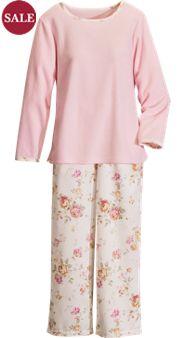 Twin-Comfort Pajamas