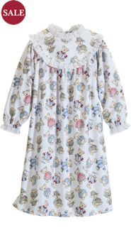 Toddlers' Lanz Teddy Bear Gown