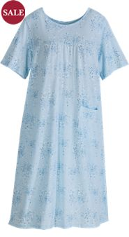 Cotton Hospital Nightgown