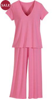 Dream-Come-True Capri Pajama Set