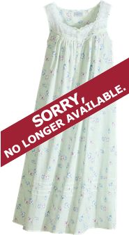 Lanz Crocus Nightgown