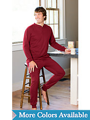 Men's Cotton Pajamas