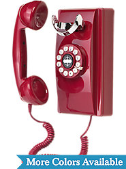 Place a Call Back to the 1960s with Our Kitchen Wall Phone