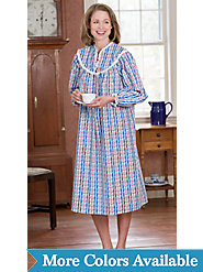 Lanz of Salzburg Tyrolean Flannel nightgown