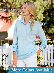 Leon Levin Long-Sleeve Polo, an Old Friend Now Ready for Cooler Weather