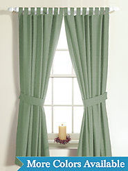 Reduce Energy Costs! Insulated Curtains Keep Out Winter Cold and Summer Heat