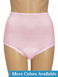 Women's Super-Absorbent Briefs Look and Feel Like Regular Undies