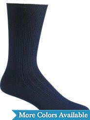 Seamless Nonbinding Diabetic Socks Look like Regular Socks but Protect Feet and Legs