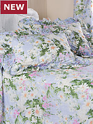 Meadow Plisse Pillow Sham