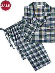 Men's Cotton Flannel Pajamas