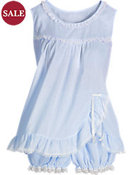 Our Lightweight Cotton Baby Doll Pajamas Are Every Bit as Comfortable as You Remember