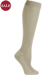 Women's Lisle Socks, the Smoothest Cotton for All-Year Comfort